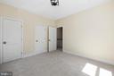 Bedroom #2 is on upper level - 207 WASHINGTON ST, LOCUST GROVE