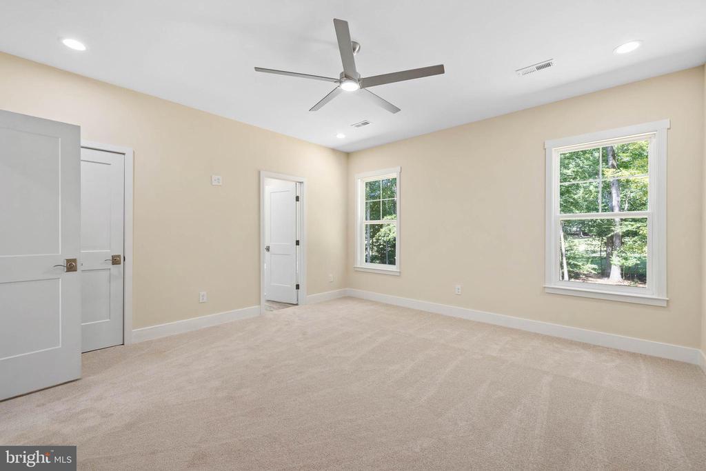 Primary bedroom - 207 WASHINGTON ST, LOCUST GROVE