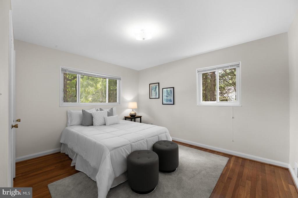 Master Bedroom - 3226 SLEEPY HOLLOW RD, FALLS CHURCH