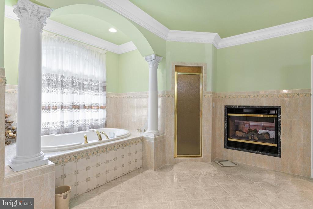 Primary Bathroom - 11536 MANORSTONE LN, COLUMBIA