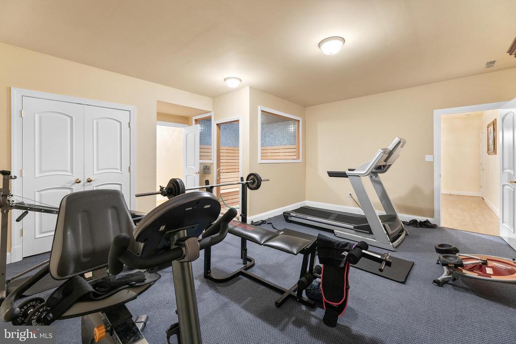 Exercise Room - 11536 MANORSTONE LN, COLUMBIA
