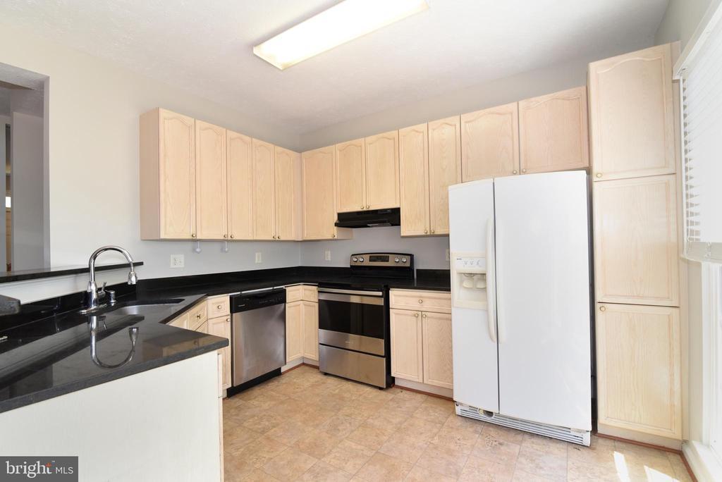 Newer stove, dishwasher and faucet - 44077 TIPPECANOE TER, ASHBURN