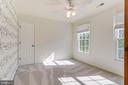 Fourth Bedroom is light and bright! - 12113 SAWHILL BLVD, SPOTSYLVANIA
