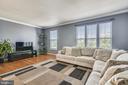spacious living room - 502 TWINTREE TER NE, LEESBURG