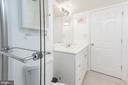 Full Bath - 13300 COLLINGWOOD TER, SILVER SPRING