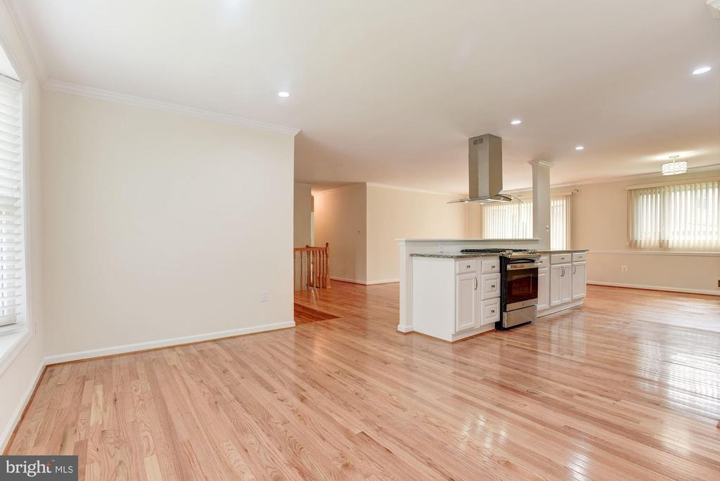 Dining Room - 13300 COLLINGWOOD TER, SILVER SPRING
