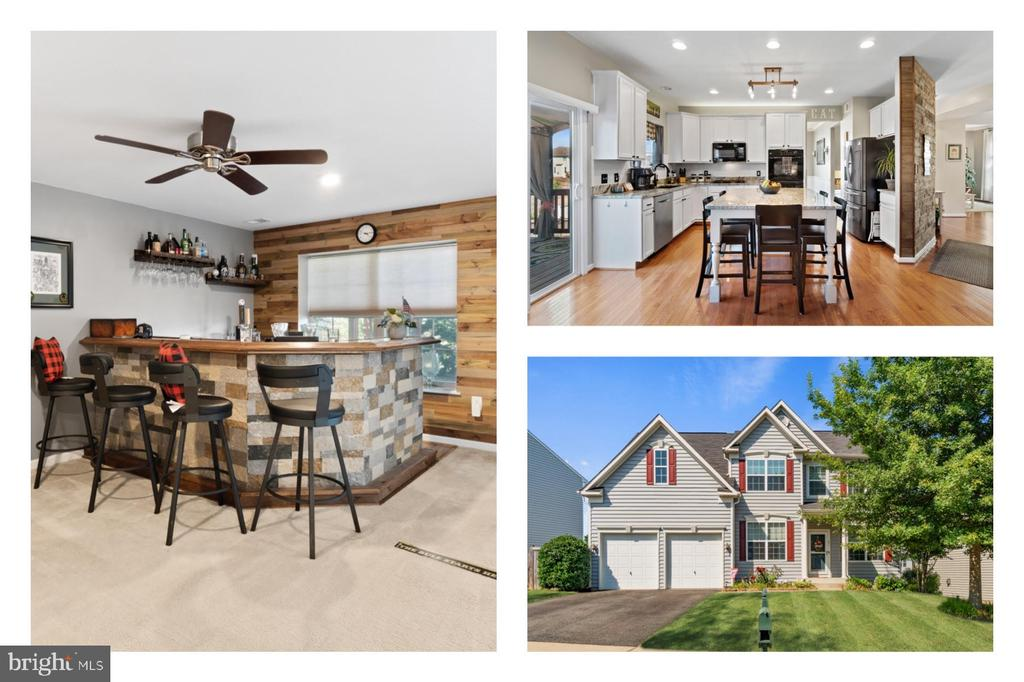 Welcome to 97 Sanctuary Ln! - 97 SANCTUARY LN, STAFFORD