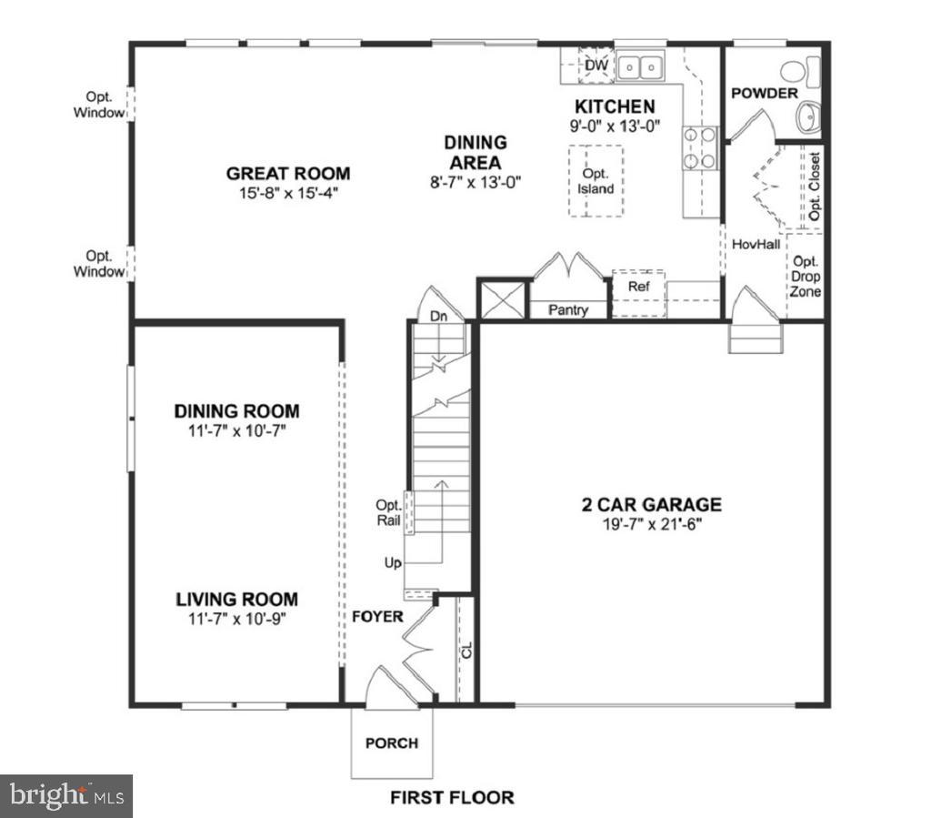Main Floor - 2108 CONNOR CIR, MOUNT AIRY