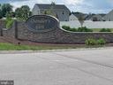 Entrance to the Chnadler's Glen - 348 TICKSEED CT, BUNKER HILL