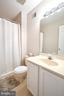 Master full bath - 9530 BUTTONBUSH CT, MANASSAS