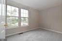 Master bedroom - 9530 BUTTONBUSH CT, MANASSAS