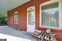 Inviting front porch - 898 FILLMORE ST, HARPERS FERRY