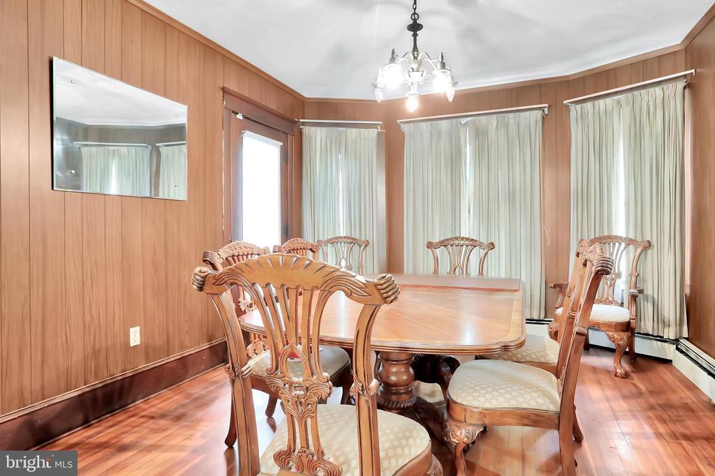 Dining room - 898 FILLMORE ST, HARPERS FERRY