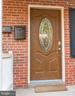 New front door with key and keyless entry. - 1220 S BUCHANAN ST, ARLINGTON
