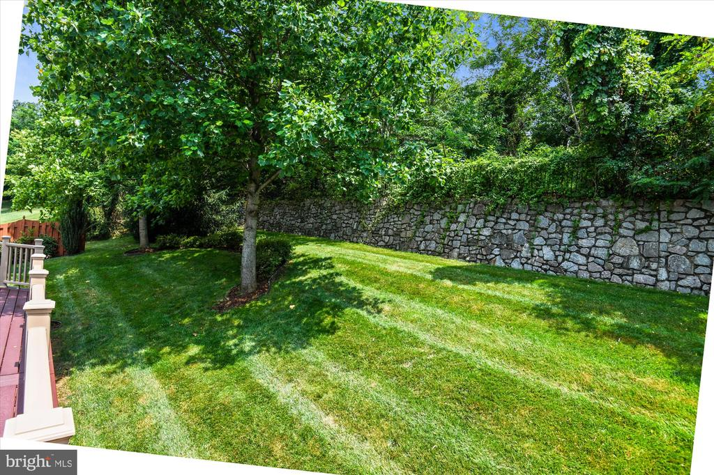 Beautifully Landscaped Views - 8043 WINSTEAD MANOR LN, LORTON