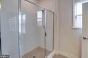 Primary Bath Shower - 2060 ALDER LN, DUMFRIES