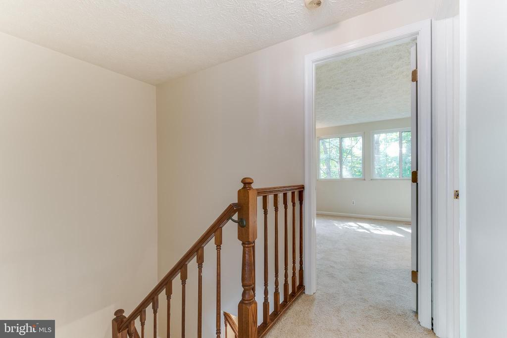 Let's go upstairs - 3594 WHARF LN, TRIANGLE