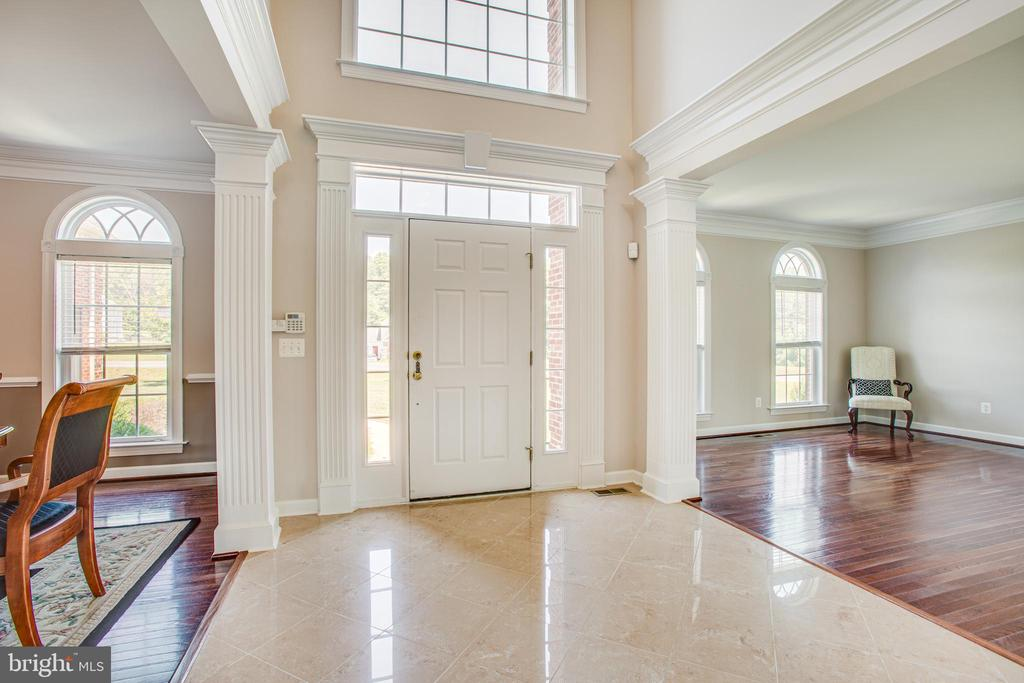 Look at the natural lighting - 57 SNAPDRAGON DR, STAFFORD