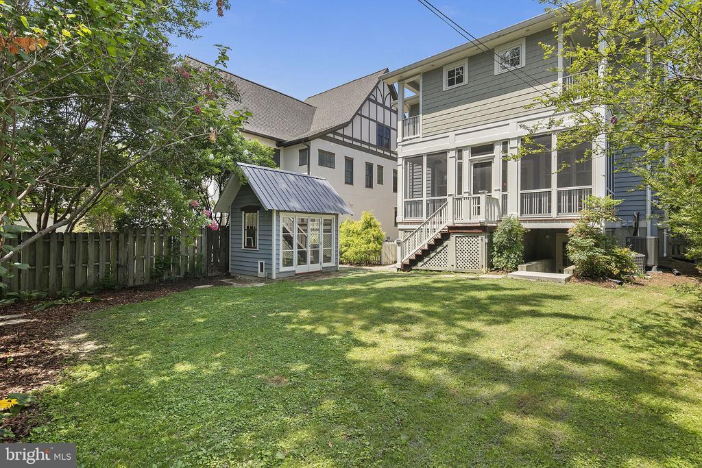 Great home, yard and location! - 1611 N BRYAN ST, ARLINGTON
