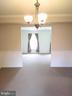 Living Room thru to Dining Room, - 13600 BRIDGELAND LN, CLIFTON