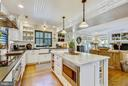 kitchen - 12704 CHAPEL RD, CLIFTON
