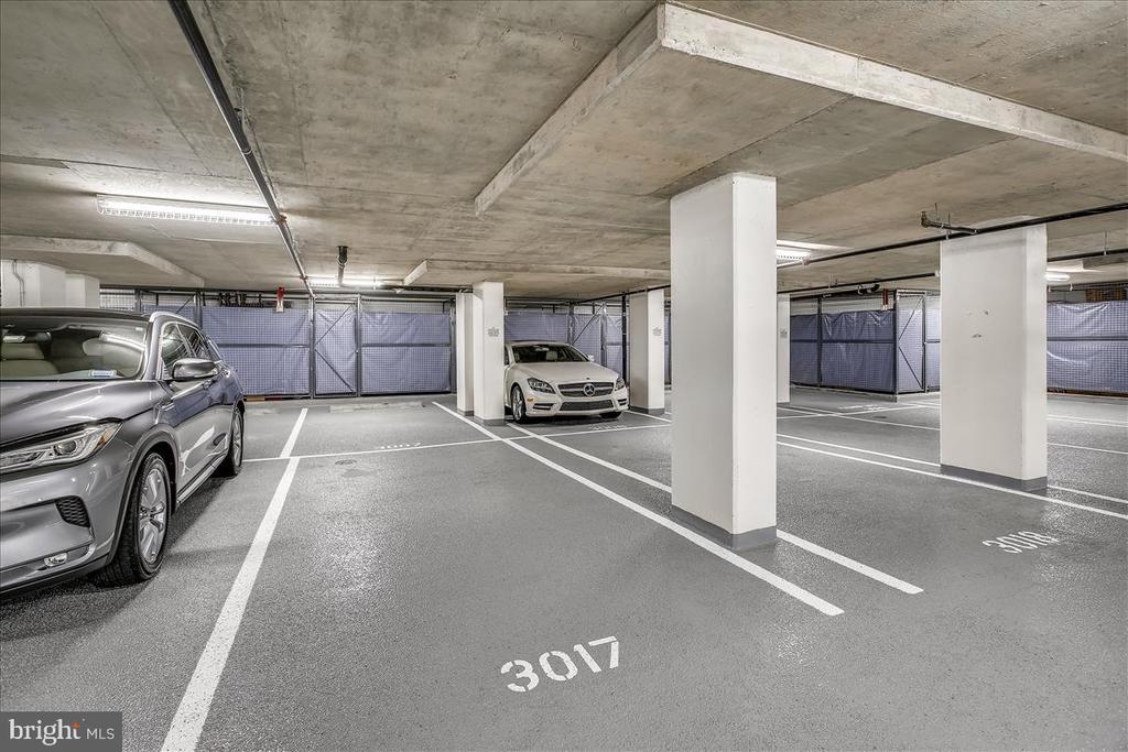 Parking 1 of 2 - 1177 22ND ST NW #4M, WASHINGTON