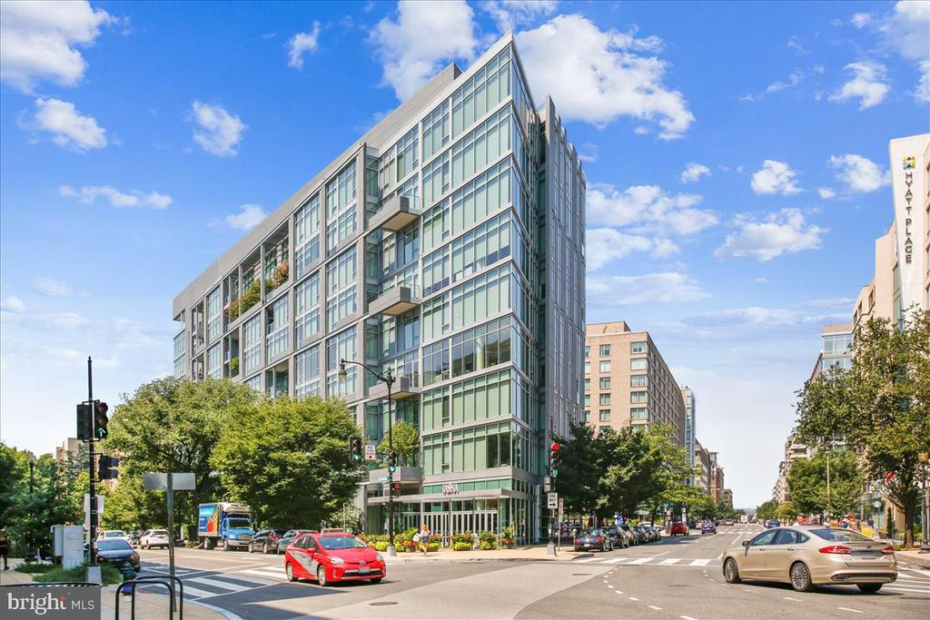 Building exterior - 1177 22ND ST NW #4M, WASHINGTON