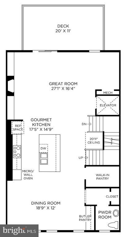 Living Level - 43877 STEWART GAP TER, ASHBURN