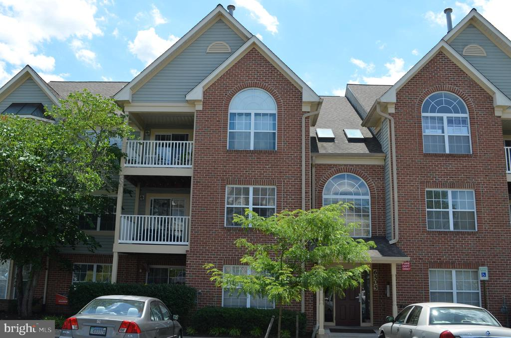 Front of the building - 6505 SPRINGWATER CT #7401, FREDERICK