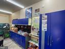 Top Level Garage Interior - 8104 FLOSSIE LN, CLIFTON