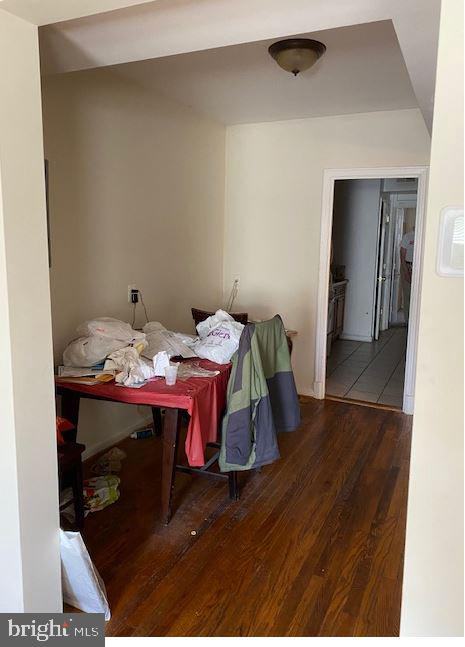 Apt. 1 Dining area - 1408 STAPLES ST NE, WASHINGTON