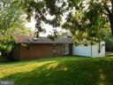 Back of the house - 239 KIMBLE RD, BERRYVILLE
