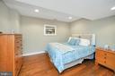 Lower Level Bedroom - 13701 AVALON RIVER DR, FREDERICKSBURG