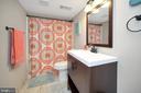 Lower Level Bathroom - 13701 AVALON RIVER DR, FREDERICKSBURG