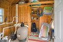 Pool House - 13701 AVALON RIVER DR, FREDERICKSBURG