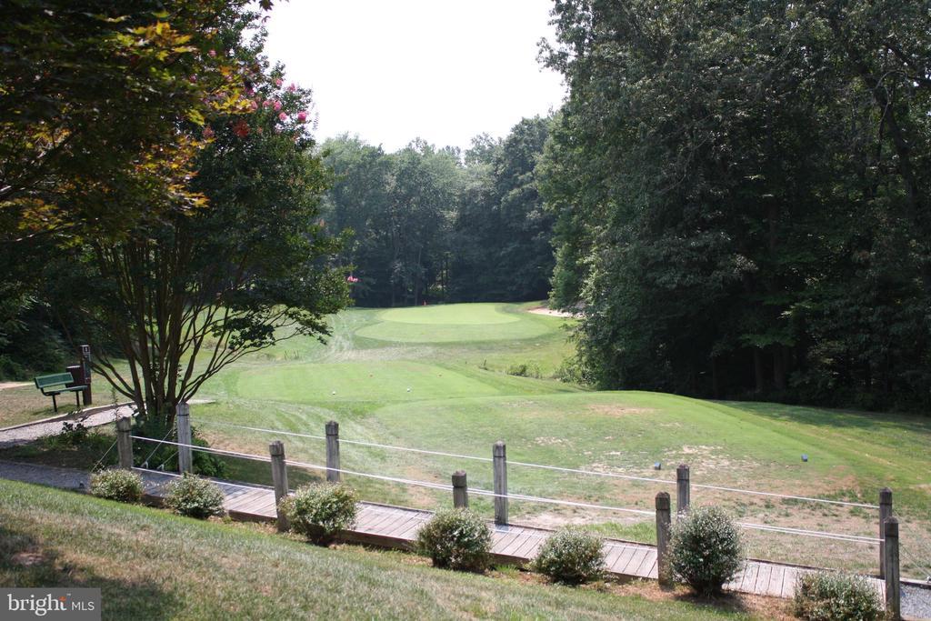 Just down the street is the Lake Ridge Golf Course - 12236 LADYMEADE CT #5-201, WOODBRIDGE
