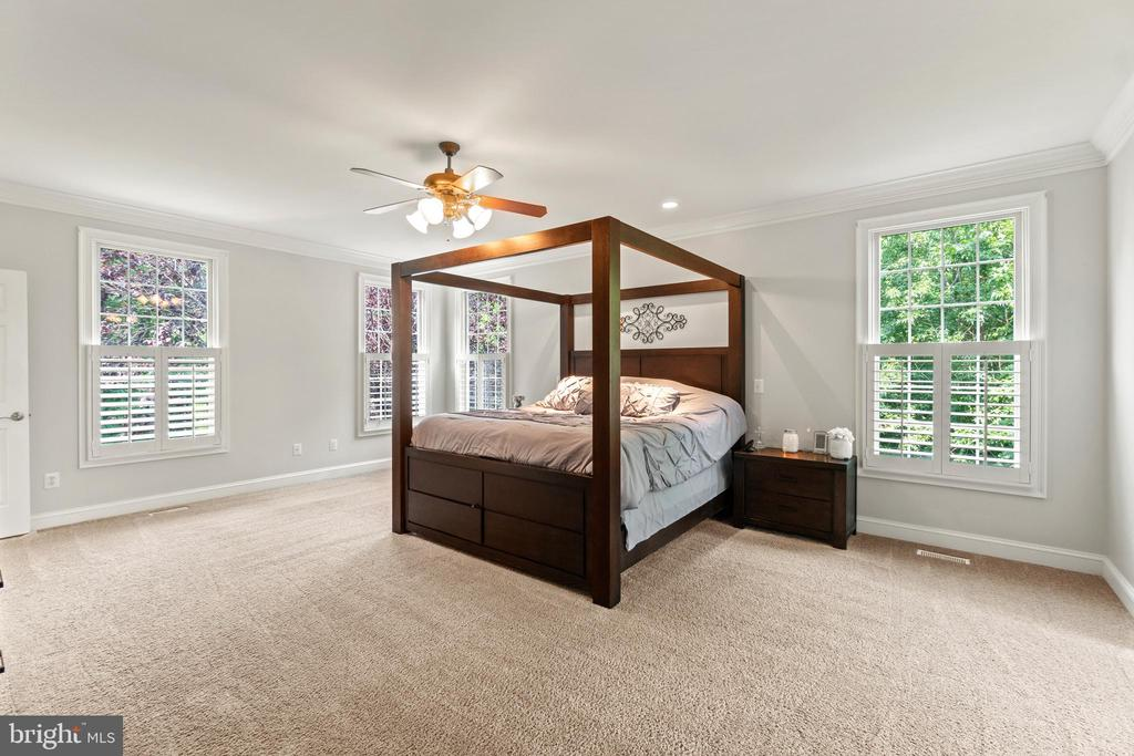 Primary bedroom on the main level - 55 AZTEC DR, STAFFORD
