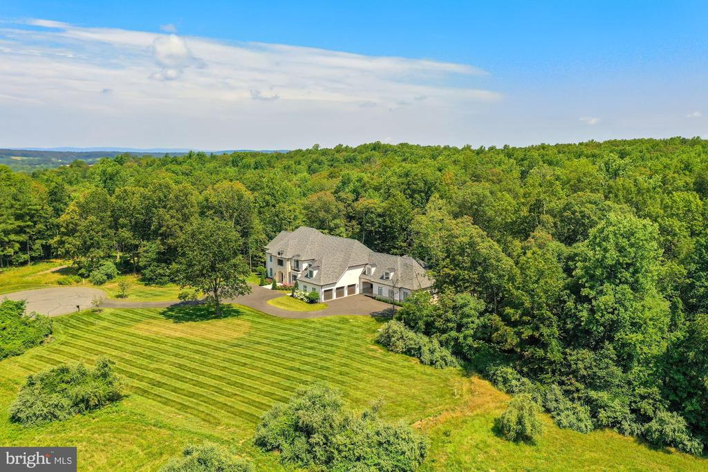Elevated View of the Property - 22436 MADISON HILL PL, LEESBURG
