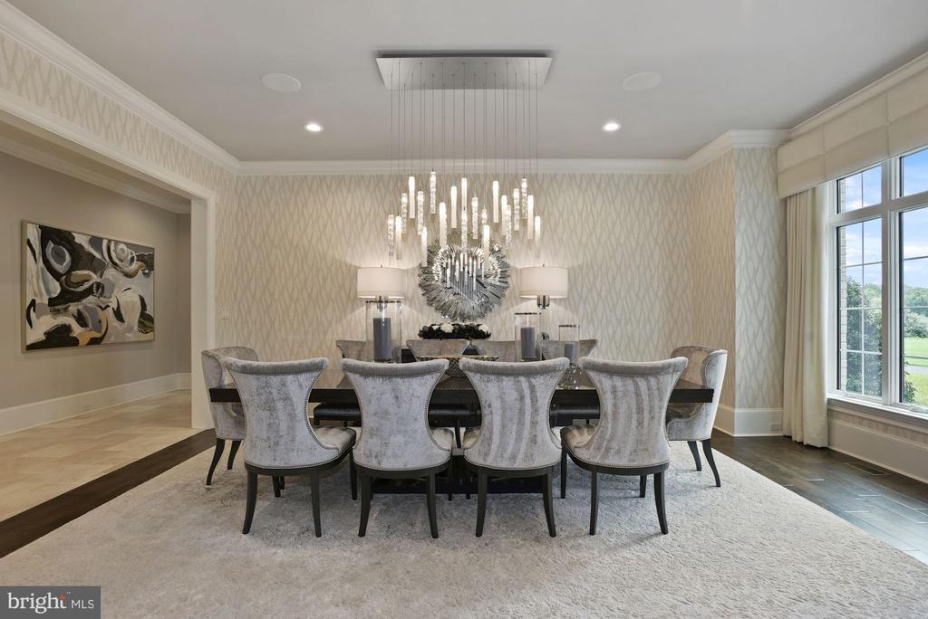Formal Dining Room - 22436 MADISON HILL PL, LEESBURG