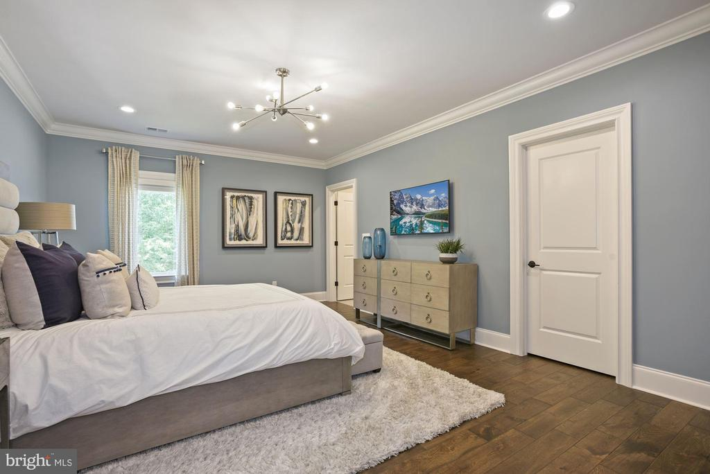 Third Bedroom on the Upper Level - 22436 MADISON HILL PL, LEESBURG