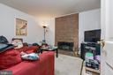 Main Level Family Room - 408 BEAUMONT RD, SILVER SPRING