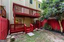 Fenced Backyard - 11572 OVERLEIGH DR, WOODBRIDGE