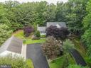Aerial View - 8104 FLOSSIE LN, CLIFTON