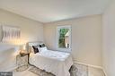 Third Bedroom - 10133 VILLAGE KNOLLS CT, OAKTON