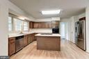 Kitchen - 7255 KINDLER RD, COLUMBIA