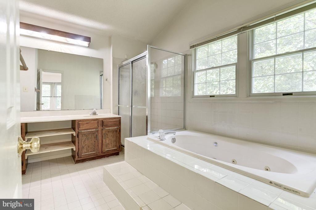 Primary Bath - 7255 KINDLER RD, COLUMBIA