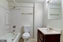 Lower Level Full Bath - 7255 KINDLER RD, COLUMBIA