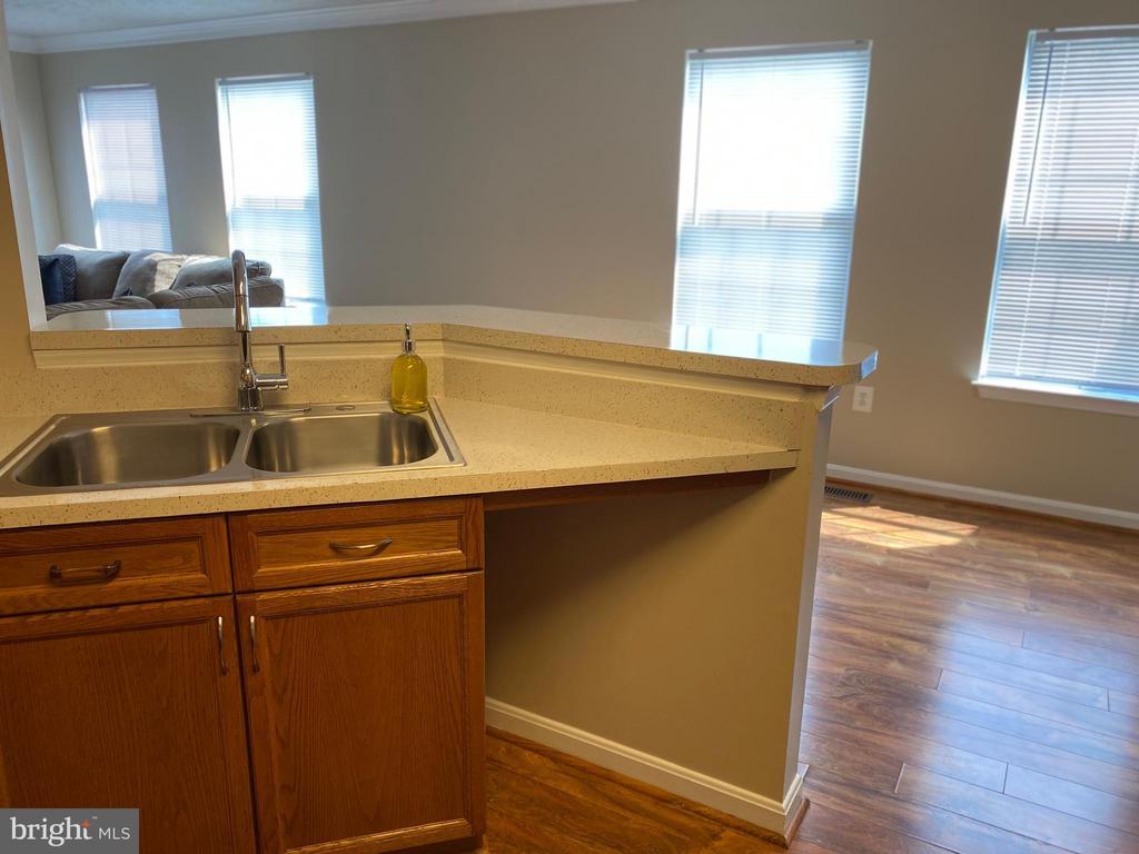 New sink & Faucet - 7960 CALVARY CT #138, MANASSAS