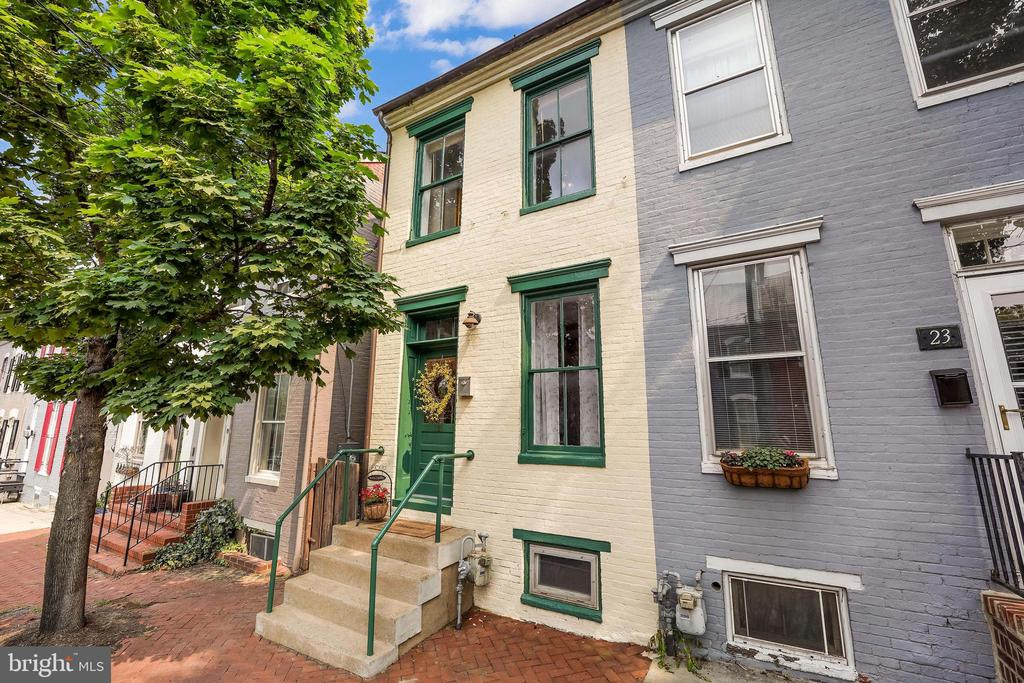 Welcome Home - 21 E SOUTH ST, FREDERICK