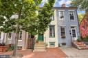 Freshly Painted Exterior - 21 E SOUTH ST, FREDERICK